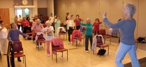 Balance Challenge - Having fun improving you balance, strength & stamina